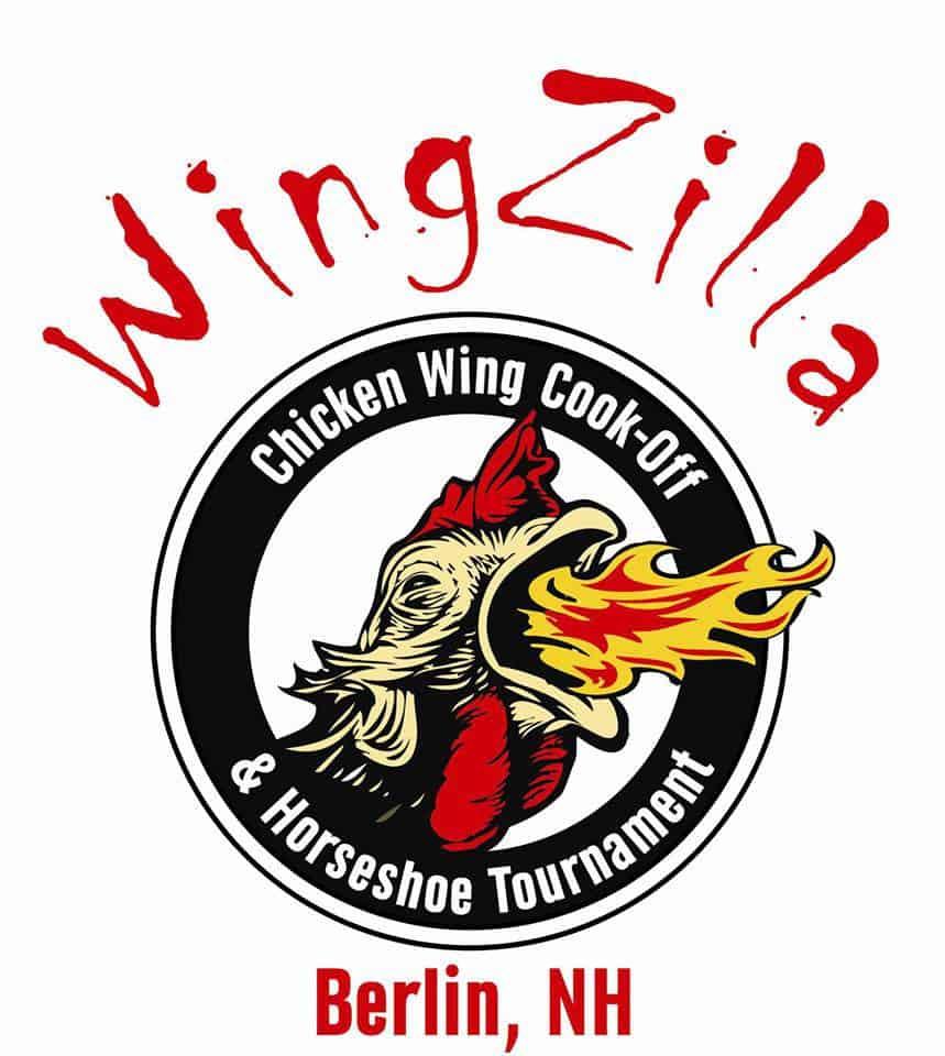 WingZilla Logo White