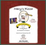 MARY'S PIZZA