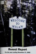 TOWN OF MILAN