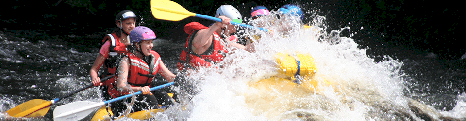white water rafting in northern new hampshire