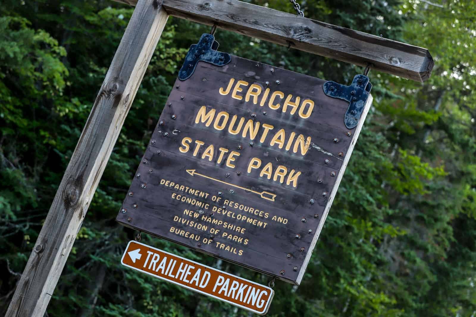The Jericho ATV Festival takes place in Jericho Mountain State Park in Berlin, NH