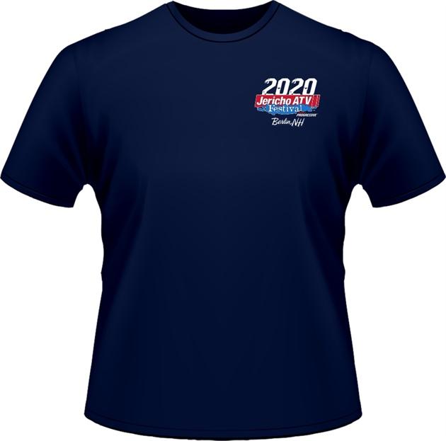 Androscoggin Valley Mens T-Shirt FRONT