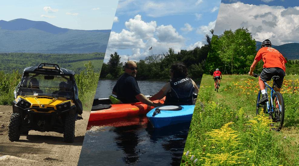Summer Activities in Androscoggin Valley