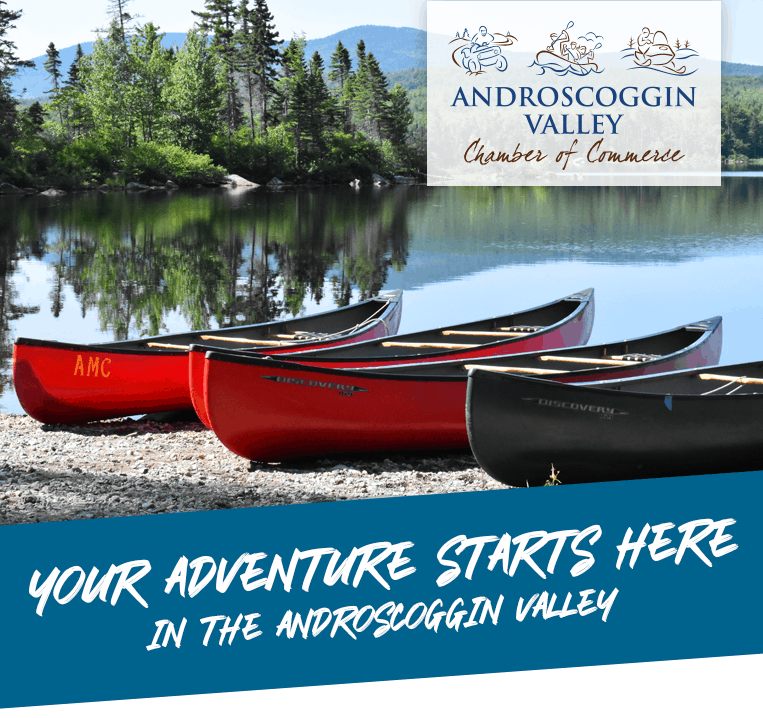 Your Adventure Starts Here in the NH's Androscoggin Valley