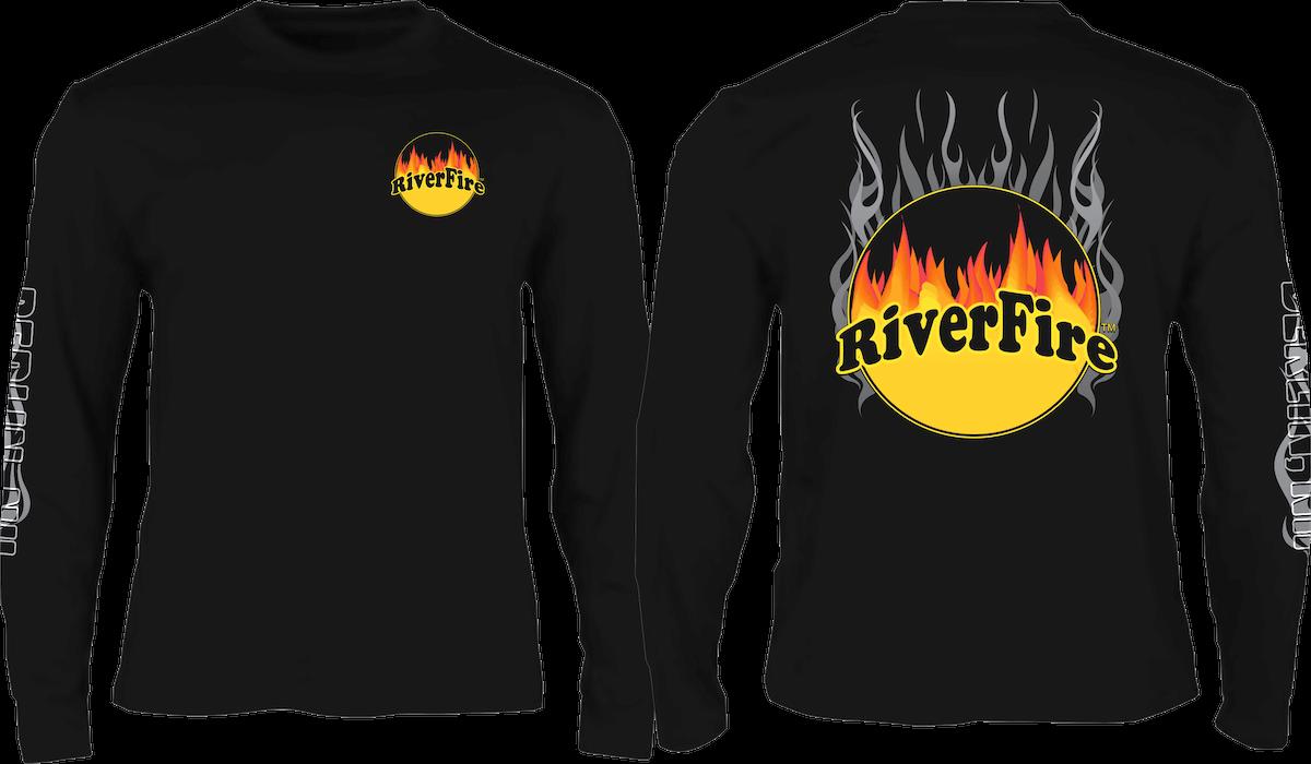 Long Sleeve Riverfire T Shirt