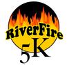 RiverFire 5K Logo